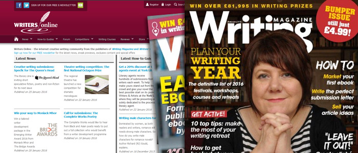 Write for online magazines uk