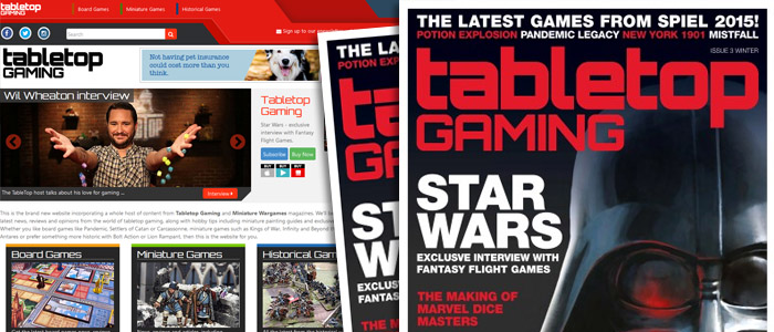ttg-page headers
