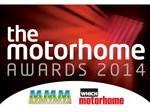The Motorhome Awards 2014 shortlist announced