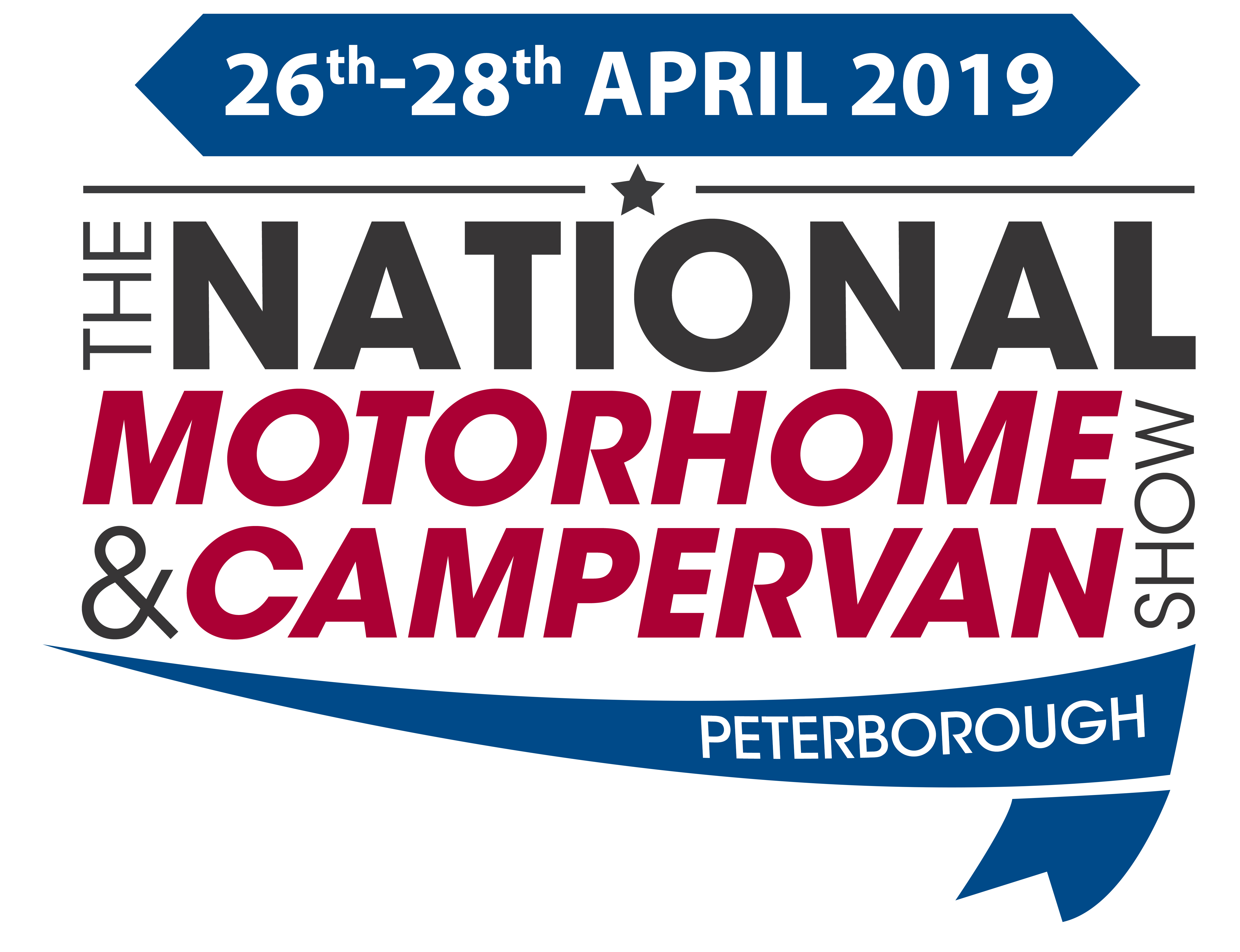 The National Motorhome & Campervan Show – 26th – 28th April 2019