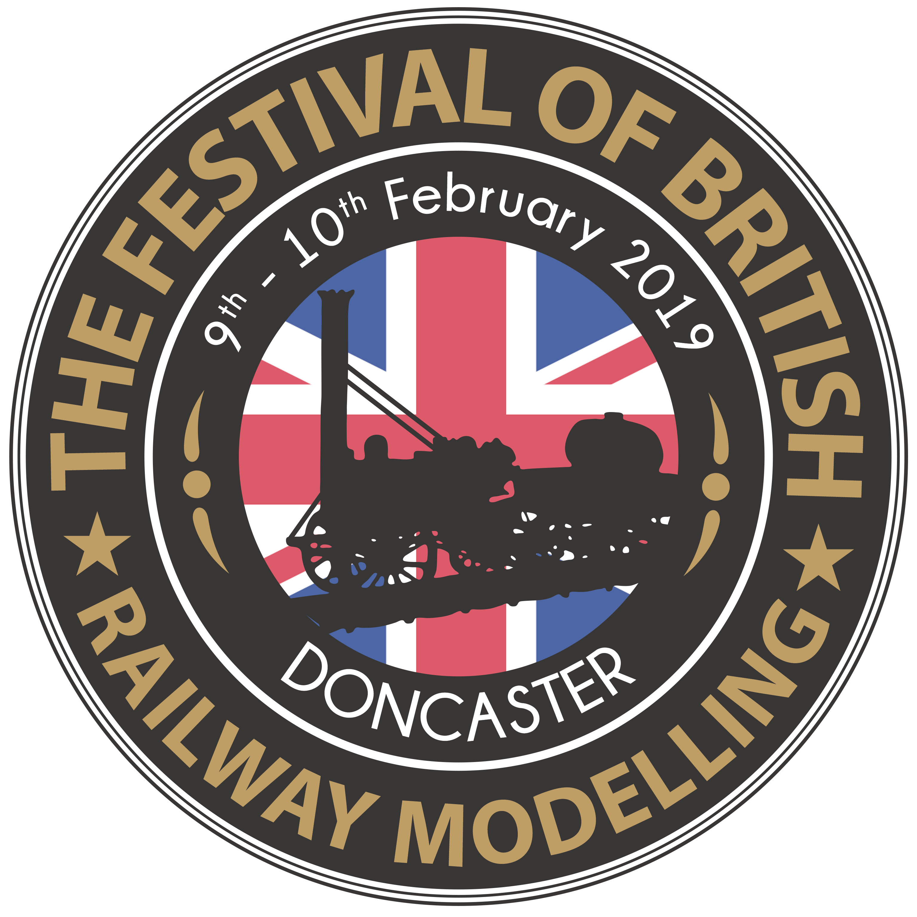 The Festival of British Railway Modelling – Doncaster – 9th