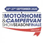 The Motorhome & Campervan Show, Season Finale, 25-27 September 2020