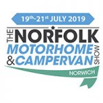 The Norfolk Motorhome and Campervan Show – 19th – 21st July 2019