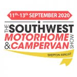 The South West Motorhome & Campervan Show, 11-13 September 2020