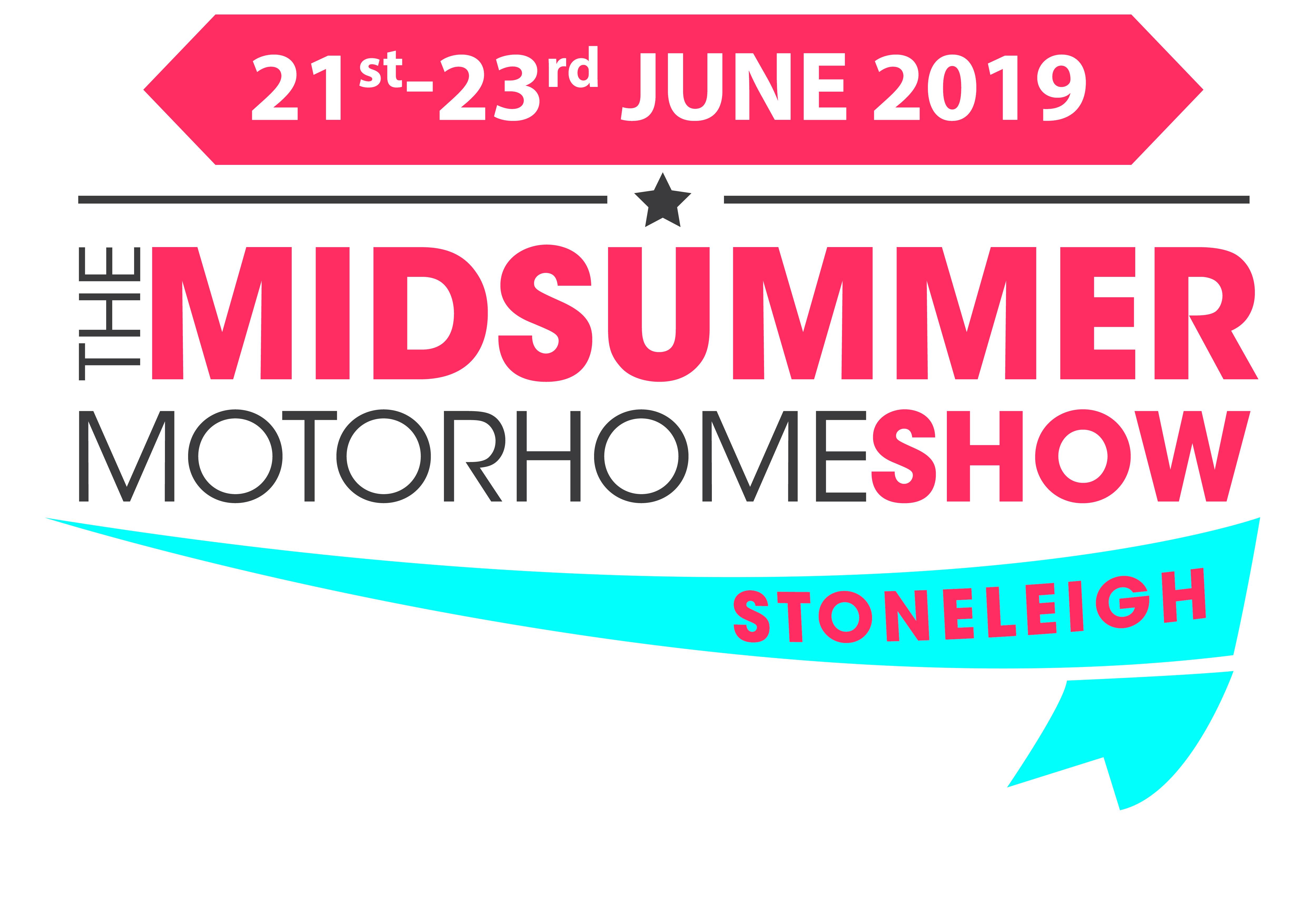 The Midsummer Motorhome Show – 21st – 23rd June 2019 - Warners Group