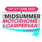The Midsummer Motorhome & Campervan Show, 19-21 June 2020