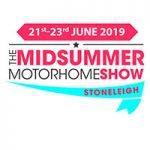 The Midsummer Motorhome Show – 21st – 23rd June 2019