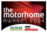 The Motorhome Awards 2014 shortlist announced