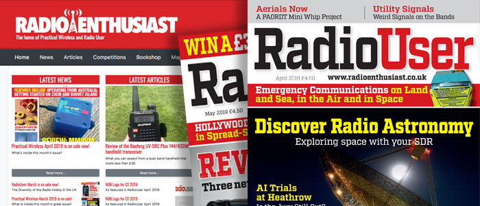 Radio User - Warners Group Publications Plc